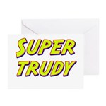 Super trudy Greeting Cards (Pk of 20)