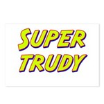 Super trudy Postcards (Package of 8)