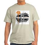 Call from Tokyo   Ash Grey T-Shirt