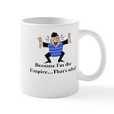Umpire Mug