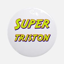 Super triston Ornament (Round)