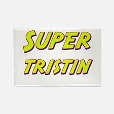 Super tristin Rectangle Magnet