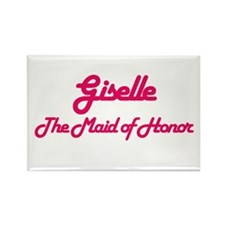 Giselle - Maid of Honor Rectangle Magnet