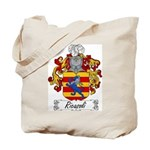 Ricasoli Family Crest Tote Bag
