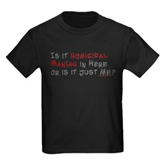 Funny Halloween Shirt - Homoc T