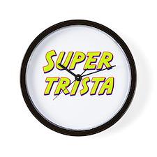 Super trista Wall Clock