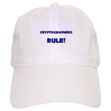 Cryptographers Rule! Baseball Cap