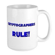 Cryptographers Rule! Mug