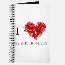 Unique Lds missionary Journal