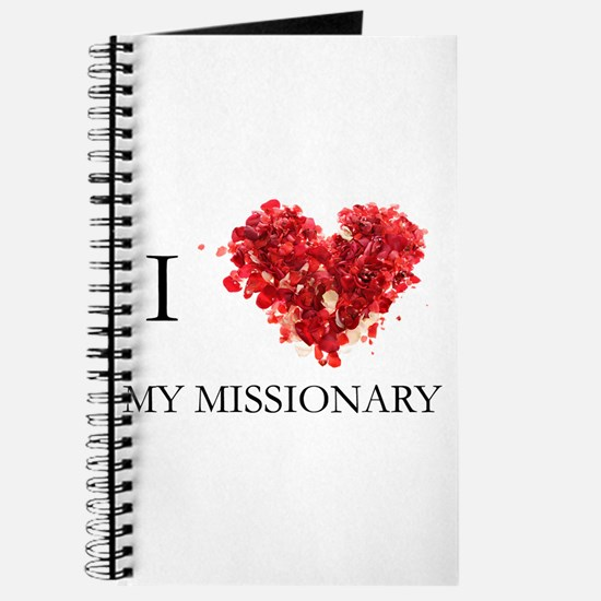 Cute Lds mission Journal