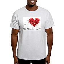 Unique Missionary T-Shirt