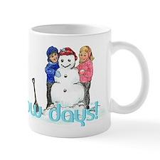 I Love Snow Days Mug