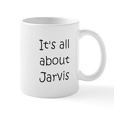 Funny Jarvis Mug