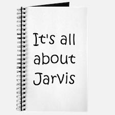 Unique Jarvis Journal