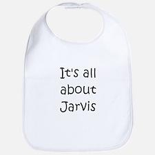 Cute Jarvis Bib