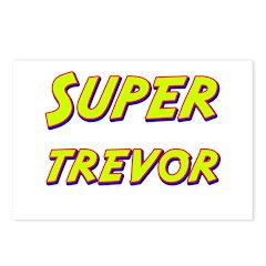 Super trevor Postcards (Package of 8)