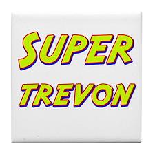 Super trevon Tile Coaster