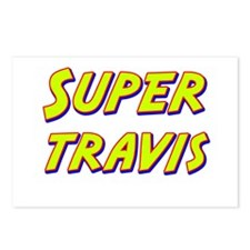 Super travis Postcards (Package of 8)