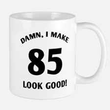 Sexy 85th Birthday Gift Mug