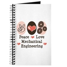 Peace Love Mechanical Engineering Journal