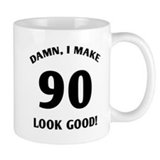 Sexy 90th Birthday Gift Mug