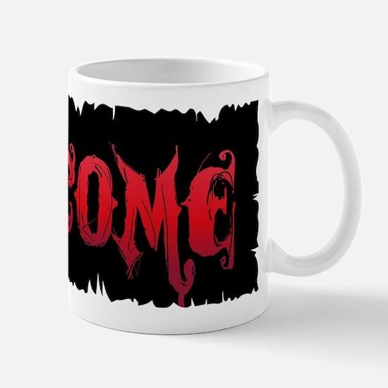 Velcome Mug