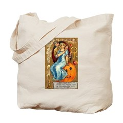Joyful Halloween Tote Bag