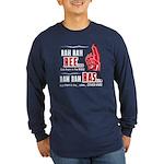 Rah Rah Ree Long Sleeve Dark T-Shirt