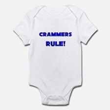 Crammers Rule! Infant Bodysuit
