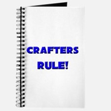Crafters Rule! Journal