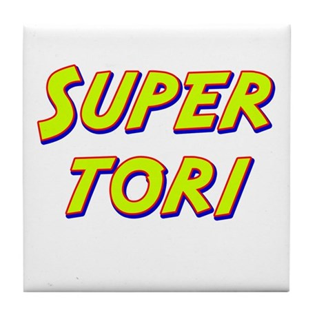 Super tori Tile Coaster