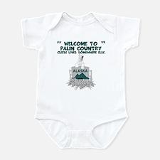 Spoof Sarah Palin Infant Bodysuit
