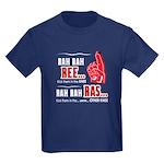 Rah Rah Ree Kids Dark T-Shirt