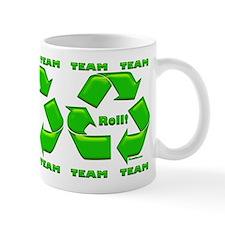 TEAM RECYCLE Small Small Mug