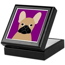 Frenchy (Masked Fawn) Keepsake Box