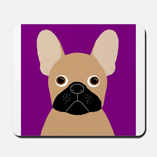 Frenchy (Masked Fawn) Mousepad