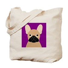 Frenchy (Masked Fawn) Tote Bag