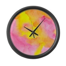 Arwork Large Wall Clock