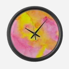 Cool Arwork Large Wall Clock
