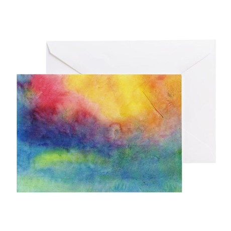 Watercolor Greeting Card