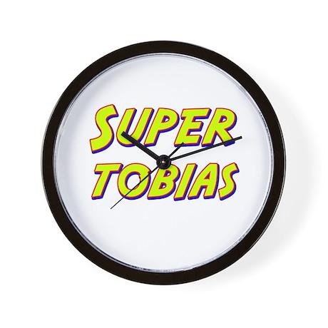 Super tobias Wall Clock