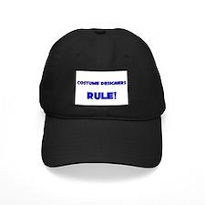 Costume Designers Rule! Baseball Hat