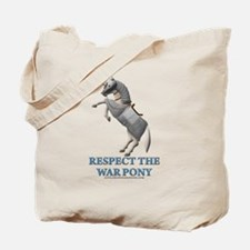War Pony Tote Bag