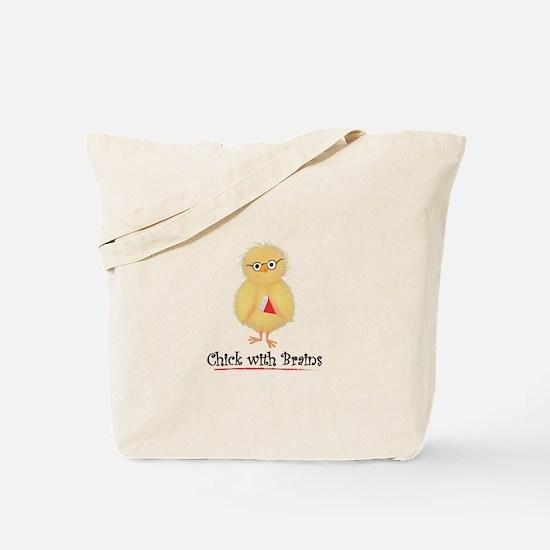 Smart Chick's Tote Bag