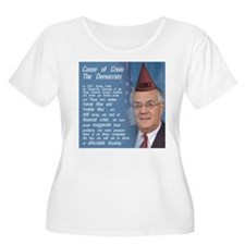 Cause of the Crisis: The Democrats T-Shirt