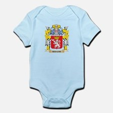 Keegan Coat of Arms - Family Crest Body Suit