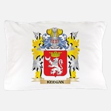 Keegan Coat of Arms - Family Crest Pillow Case