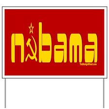 Comrade NOBAMA Yard Sign