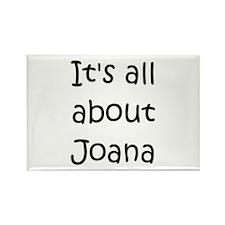 Cool Joana Rectangle Magnet