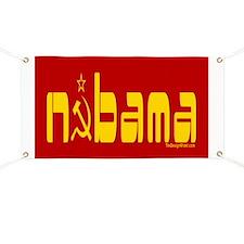 Comrade NOBAMA Banner